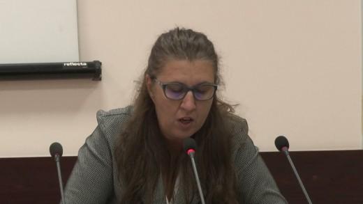 Златина Йовчева от ИТН е новият председател на РИК Стара Загора