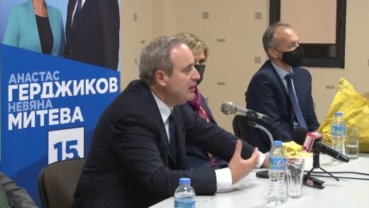 Проф. Анастас Герджиков в Стара Загора: Искаме спокоен дебат и обединение по най-основните теми