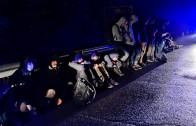 Две групи мигранти са задържани през изминалото денонощие в Старозагороско